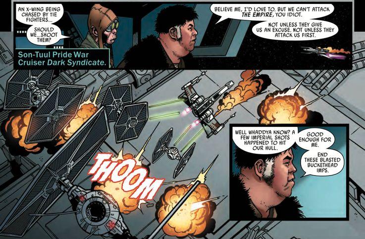 《星際大戰》漫畫 issue #16。