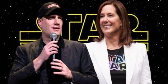 凱文費吉 (Kevin Feige) 將開發一部《星際大戰》電影