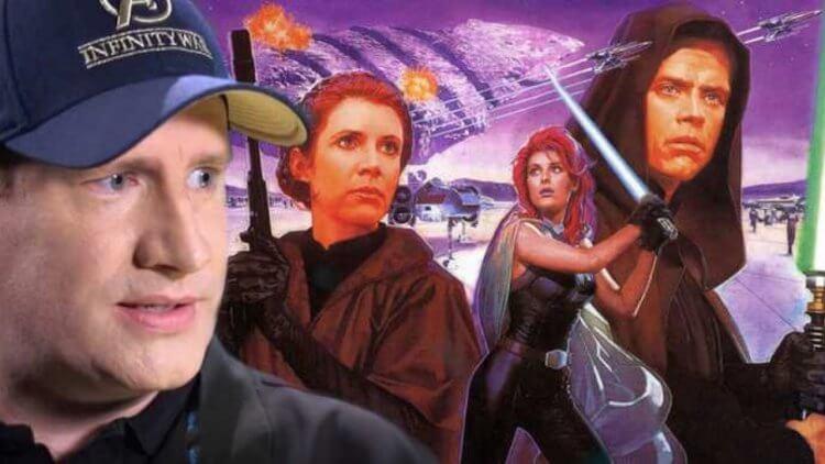 「我等不及想探索這個宇宙的新人物與新地點了!」凱文費吉監製的星際大戰電影將如何發展?首圖