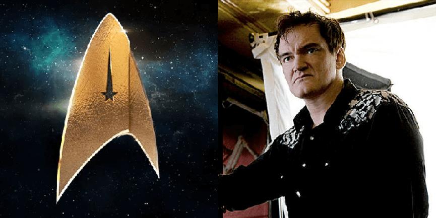 昆汀塔倫提諾將為派拉蒙執導新一集《星際爭霸戰》(Star Trek)電影