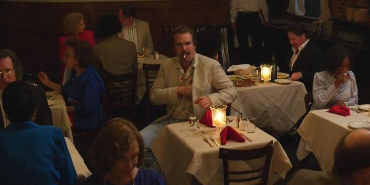 吉姆哈普在和喬絲約會?