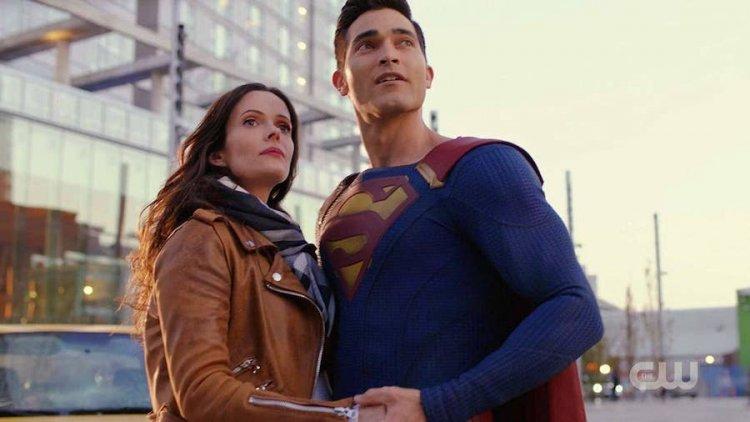 《超人與露易絲》劇照。