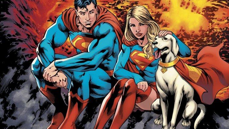當超人與蝙蝠俠度假去,雞飛狗跳的《超級寵物》主持正義!首圖