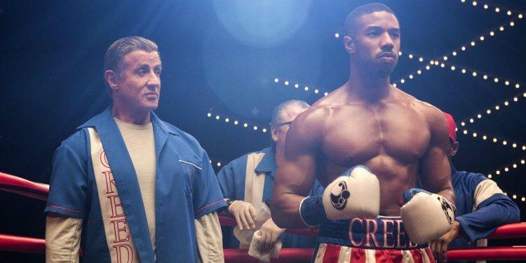 《金牌拳手》(Creed) 劇照。