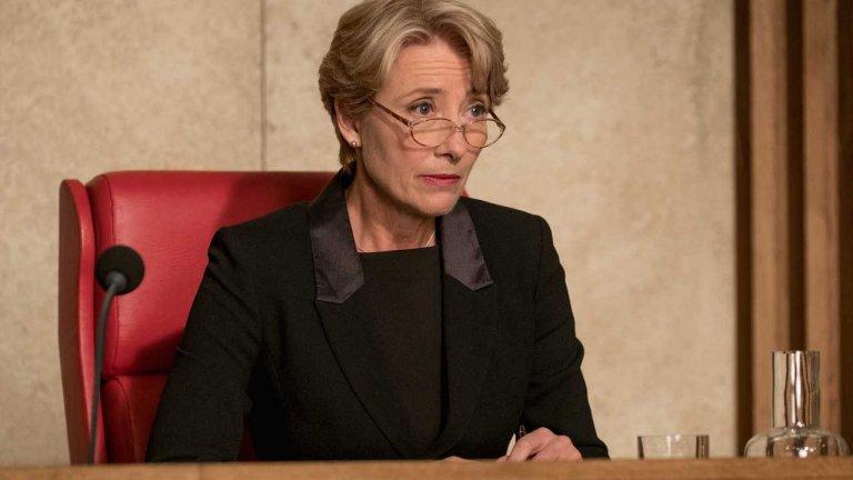 法官職涯最煎熬抉擇!《判決》魔法保母艾瑪湯普遜再創顛峰之作