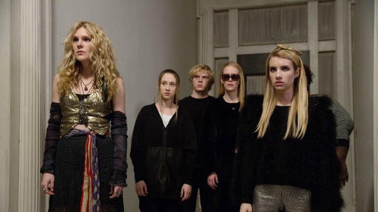 《美國恐怖故事:女巫集會》劇照。