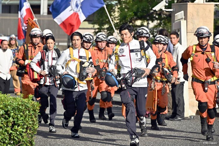 TOKYO-MER-Mobile-Emergency -Room_ 行動急診室_劇照