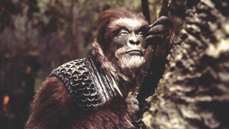 2001 年,提姆波頓執導的《決戰猩球》,獲得褒貶不一的評價。