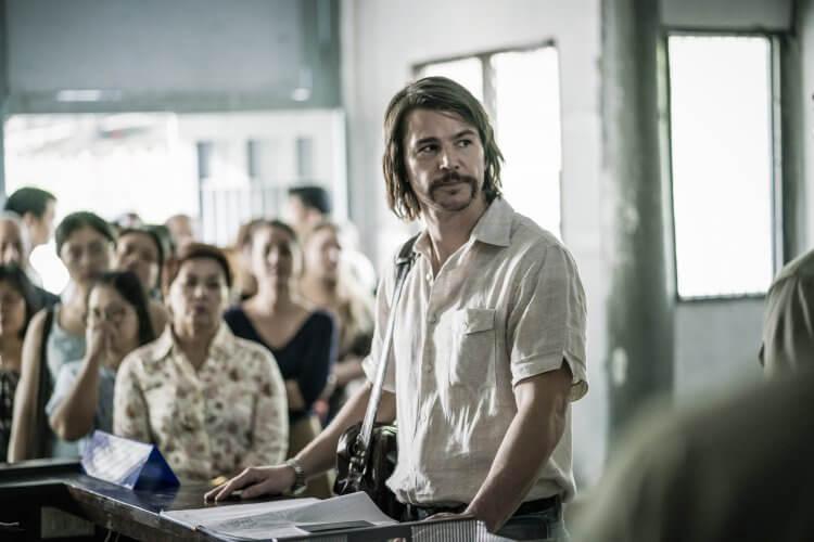 HBO 5 月推薦電影:《頭號目標》電影劇照。
