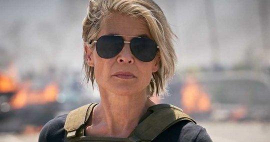 琳達漢密爾頓回歸演出《魔鬼終結者:黑暗宿命》(Terminator: Dark Fate) 。