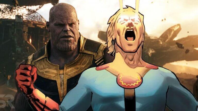 【復仇者聯盟】永恆族新角色將現身《復仇者聯盟 4》為 MCU 第四階段鋪路?