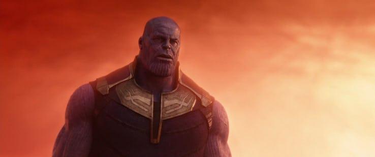薩諾斯 (Thanos) 也是一位永恆族