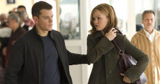 《神鬼認證3:最後通牒》(The Bourne Ultimatum)