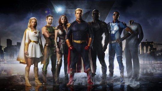 《黑袍糾察隊》第二季開始拍攝。