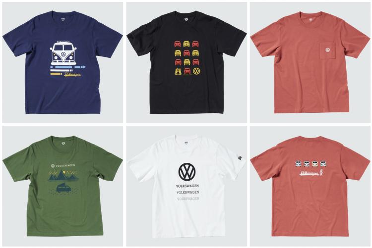 The Brands Volkswagen 男裝。