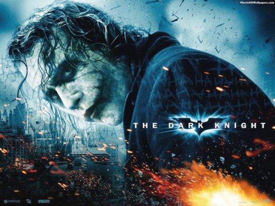 《黑暗騎士》(The Dark Knight)劇照