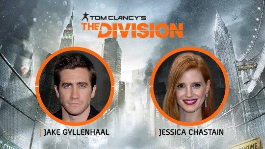 潔西卡雀絲坦 (Jessica Chastain) 以及傑克葛倫霍 (Jake Gyllenhaal) 將主演《湯姆克蘭西之全境封鎖》。