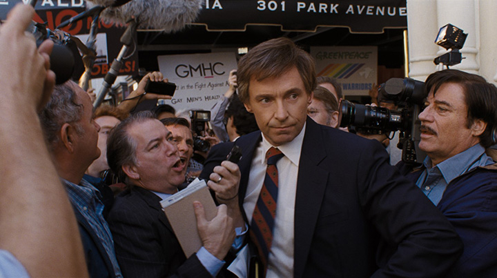 休傑克曼以《The Front Runner》入圍奧斯卡最佳男主角的機率極高