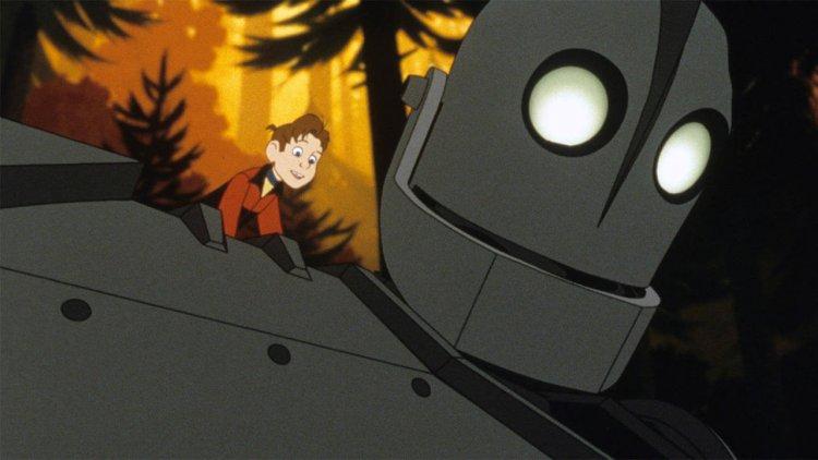 《鐵巨人》上映20周年紀念:一部不受待見的慘澹動畫電影,在我們心中住了20年首圖