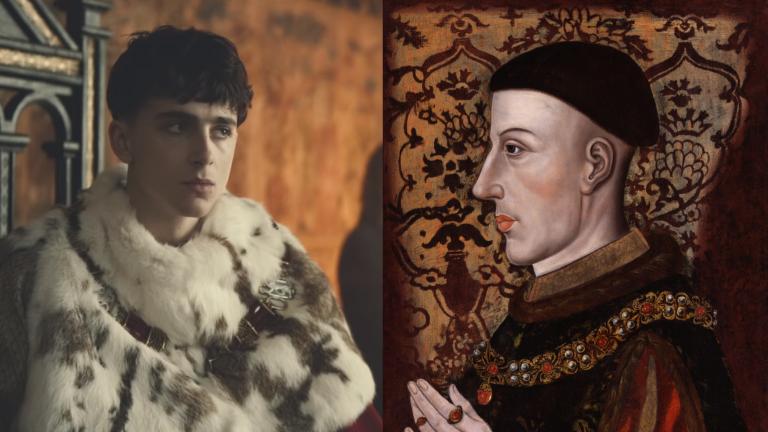 【Netflix】《國王》傳記電影的背後歷史:真實的亨利五世,英格蘭中世紀戰士王