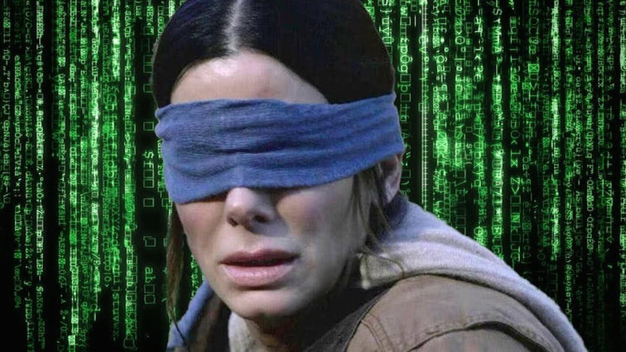《駭客任務》救世主尼歐曾一度是珊卓布拉克?製片:在基努李維跟威爾史密斯之前,是的。首圖
