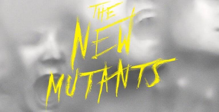 X 戰警系列電影《變種人》(New Mutants) 。