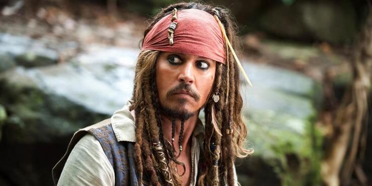 強尼戴普在《神鬼奇航》系列演出「史傑克」傑克史派羅一角,魅力曾席捲全球。