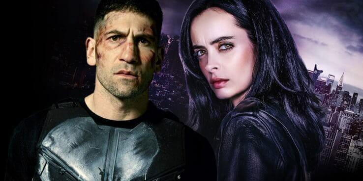 漫威影集 《制裁者》(The Punisher) 及《潔西卡瓊斯》(Jessica Jones)。