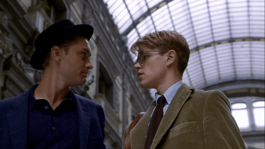 《天才雷普利》(The Talented Mr. Ripley)