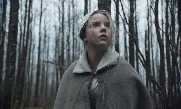 《女巫》安雅泰勒喬伊。