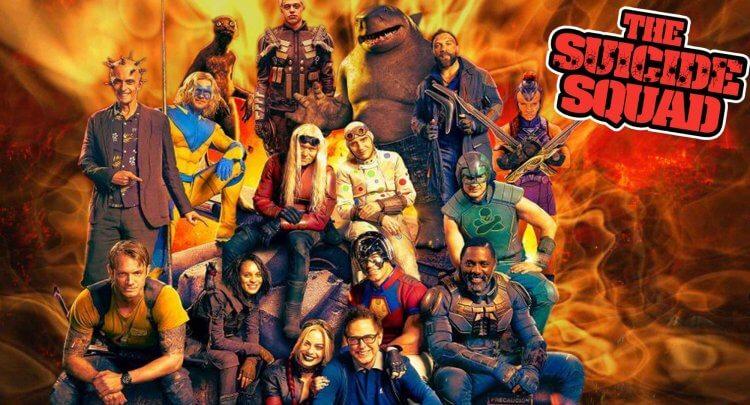 《自殺突擊隊:集結》(The Suicide Squad)