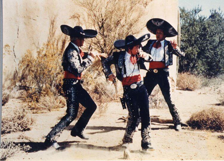 《正義三兄弟》(Three Amigos!)