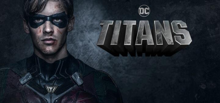 DC影集 《 泰坦 》(少年悍將) 將於串流平台上播出。