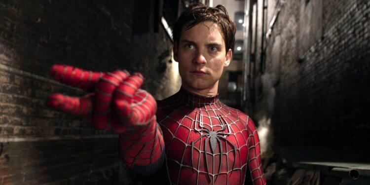 由山姆雷米執導,陶比麥奎爾主演的《蜘蛛人》電影共推出三部曲。