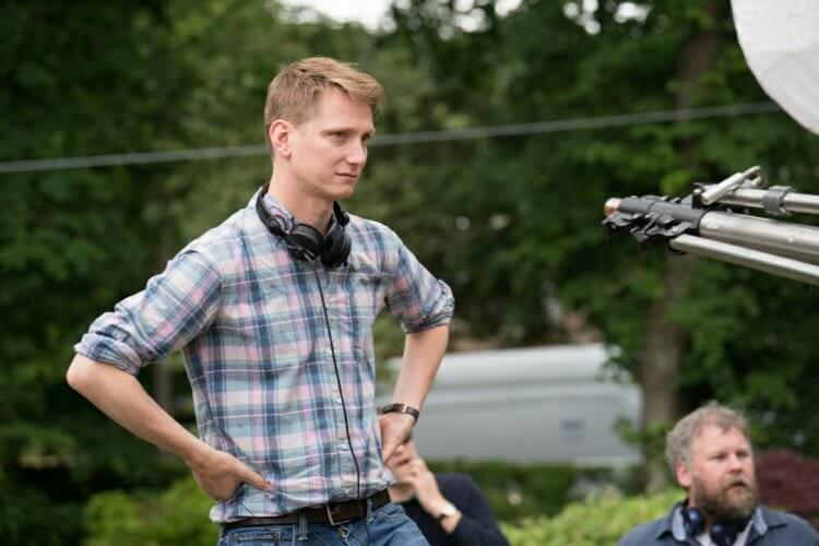 《鏗鏘玫瑰》導演湯姆哈潑。