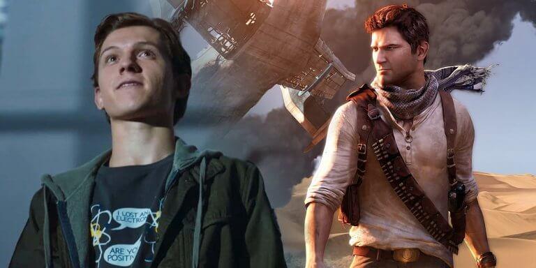 外傳索尼已鎖定「小蜘蛛」湯姆霍蘭德出演電玩改編電影《祕境探險》男主角。