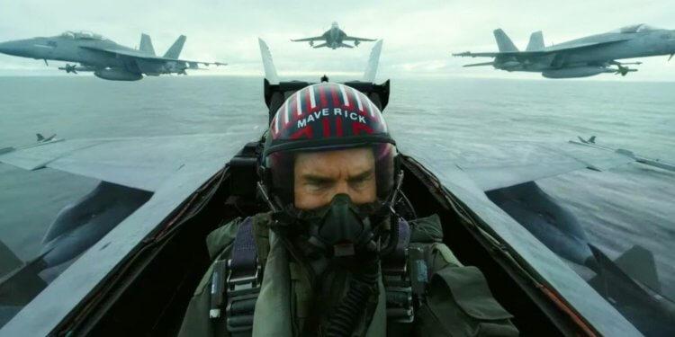 《捍衛戰士:獨行俠》(Top Gun: Maverick)