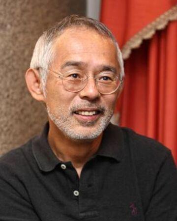 吉卜力工作室董事長兼製作人的「鈴木敏夫」。