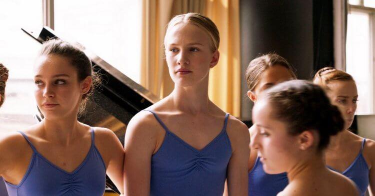《芭蕾少女夢》劇照。