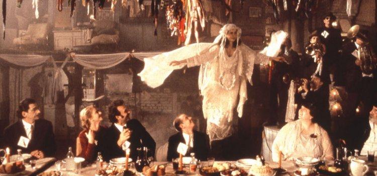 庫斯杜力卡導演電影《地下社會》劇照。