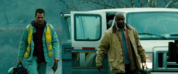 昆汀塔倫提諾認為克里斯潘恩在電影《煞不住》的演出,表現出能夠與影帝丹佐華盛頓對戲的本事。