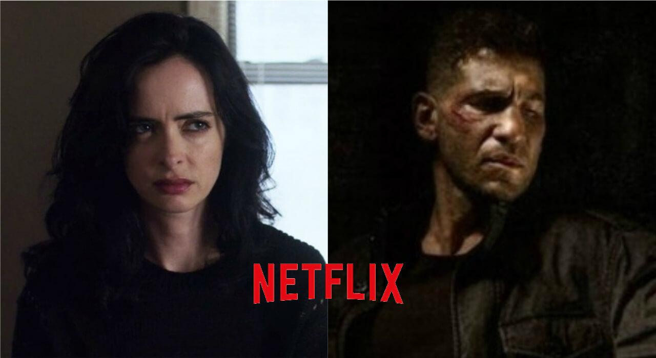 又兩位漫威英雄 GG!Netflix 正式取消《漫威制裁者》&《潔西卡瓊斯》影集系列首圖