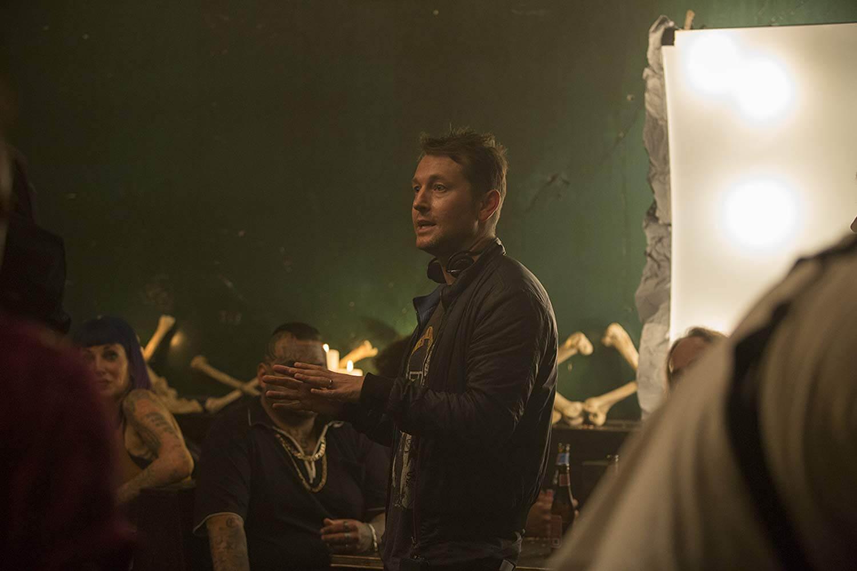 雷沃納爾導演的驚悚科幻電影《人類升級》。