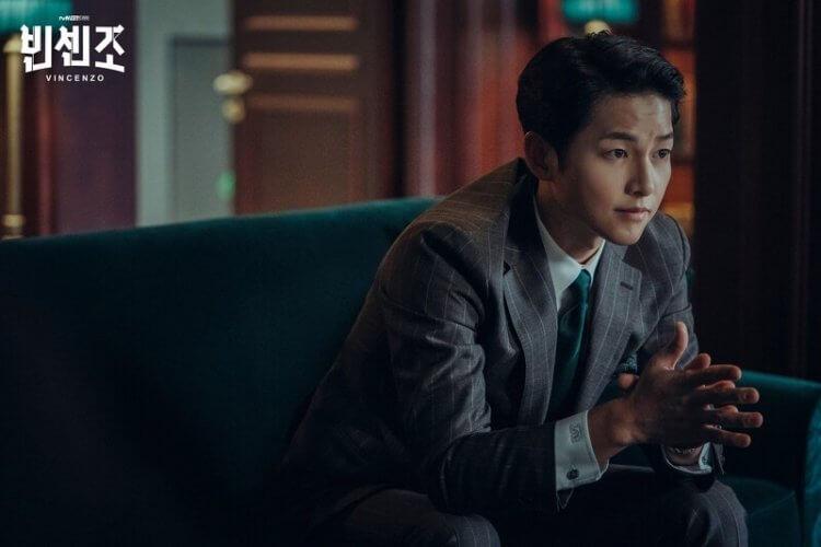 2021 年韓劇《VINCENZO》。