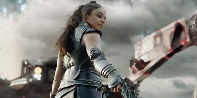 泰莎湯普森飾演的女武神在《復仇者聯盟:無限之戰》後生死不明,但在《終局之戰》新一批角色海報中揭露答案。