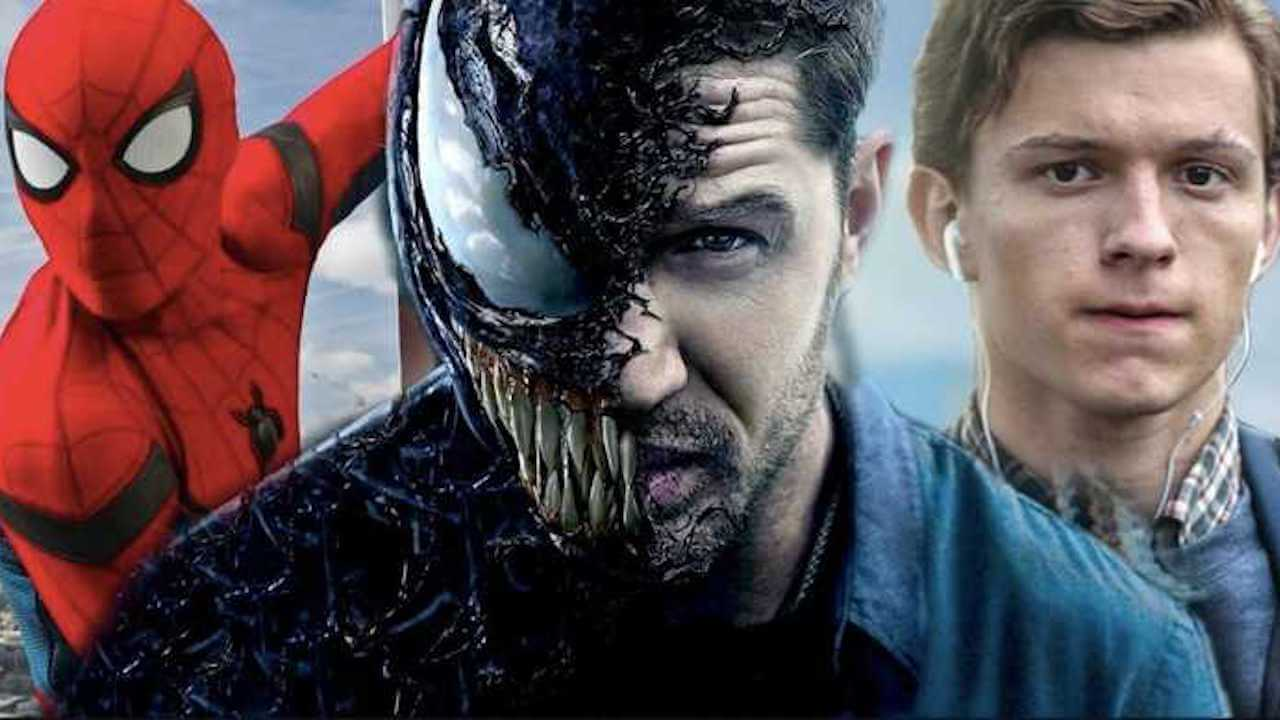 《猛毒2》會看到湯姆哈迪與湯姆霍蘭德的「蜘蛛人」對打嗎?編劇說話了首圖