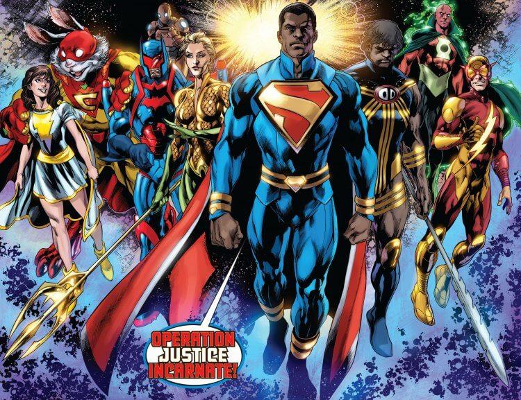 總統黑超人
