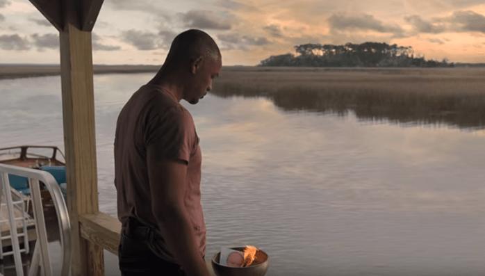 李安執導的最新動作劇片《雙子殺手》拍攝地點橫跨多國,圖為威爾史密斯在美國薩凡納的場景。