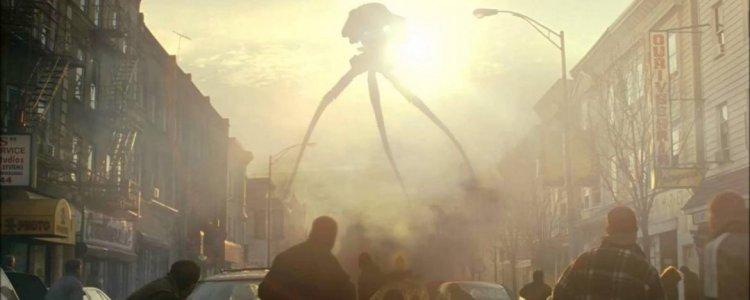 根據 H.G. 威爾斯的同名小說改編的《世界大戰》結尾,地球上的病毒感染了人類無法擊倒的外星生物,因而讓地球獲救。