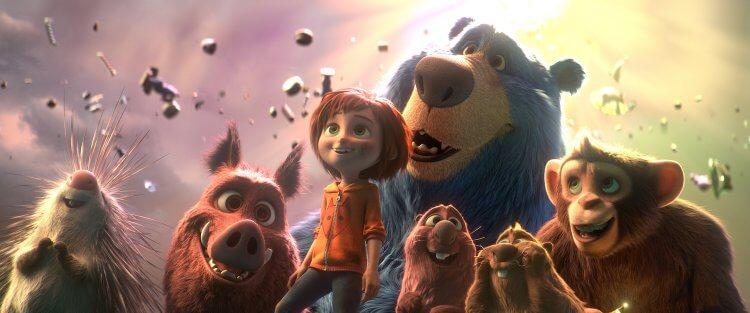 《奇幻遊樂園》是由皮克斯動畫師狄倫布朗 (Dylan Brown) 執導的首部動畫作品,蜜拉庫妮絲、珍妮佛嘉納等人配音。
